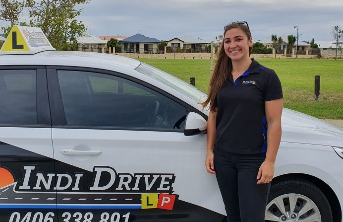 Alyssa Manual Driving Instructor Joondalup