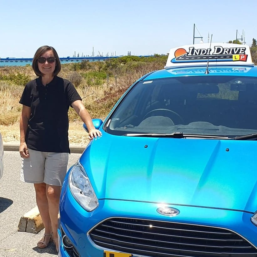 Julia Manual Driving Instructor Mandurah