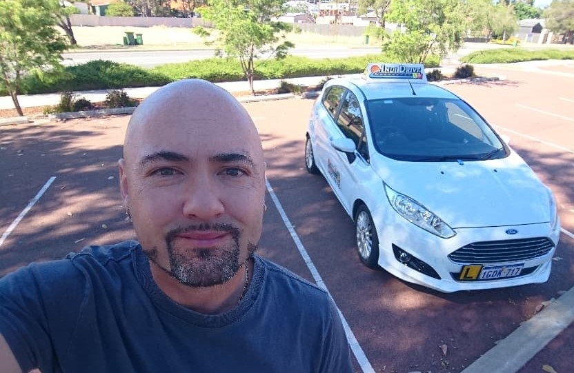 Lionel Massat Manual Driving Instructor Cannington