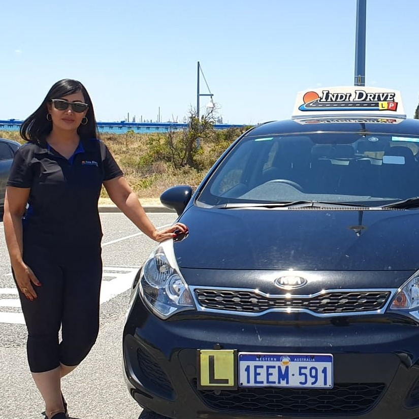 Sarah Automatic Driving Instructor Kwinana