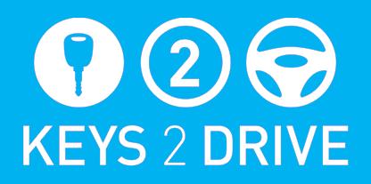 Keys 2 Drive Logo