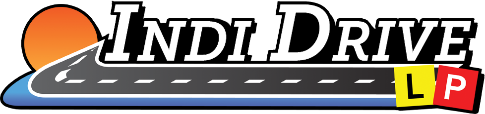 Indi Drive driving lessons logo