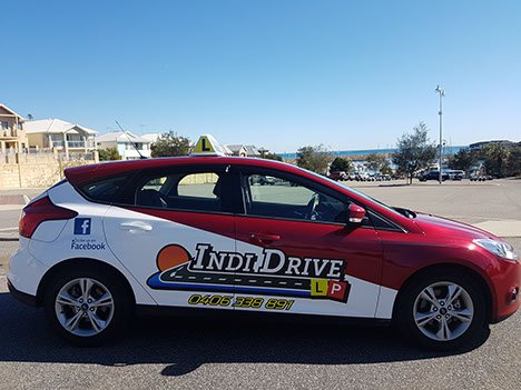 One of our cars for our driving instructors in Perth