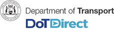 Department of Transport Logo